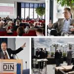 """DIN / KITS-Konferenz """"IT-Sicherheit"""" mit IBM, SIEMENS, HI-Solutions"""